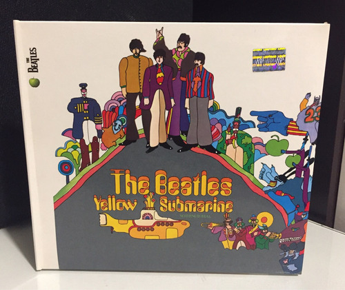 the beatles - yellow submarine (ed. remaster 2009) argentina