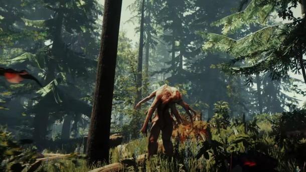 The Forest V1 08 Online Multiplayer Pc Envio Digital 90 00 En