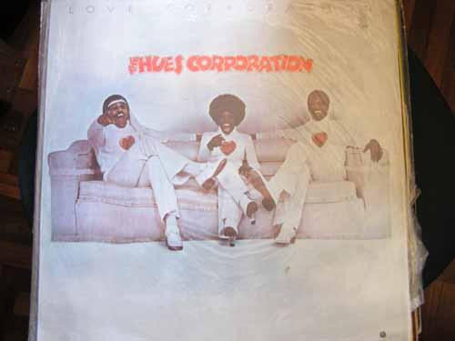 the hues corporation lp vinilo