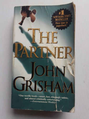 the partner by john grisham 468 pag unico dueño