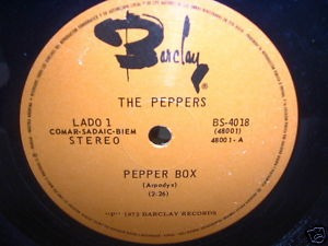 the peppers pepper box / toma la sal simple argentino promo