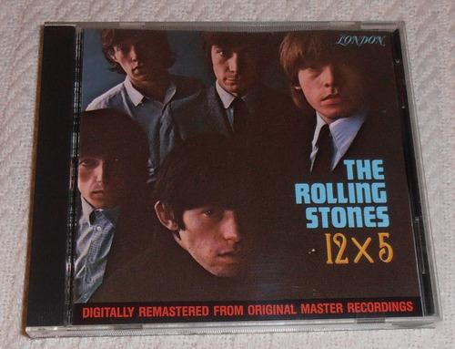 the rolling stones - 12 x 5 ( c d ed. u s a)