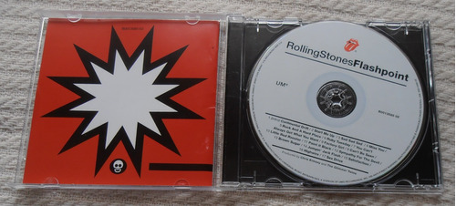 the rolling stones - flashpoint ( c d ed. u s a)