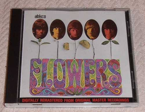 the rolling stones - flowers ( c d ed. u s a )