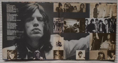 the rolling stones - hot rocks ( doble l p ed. u s a 1971)
