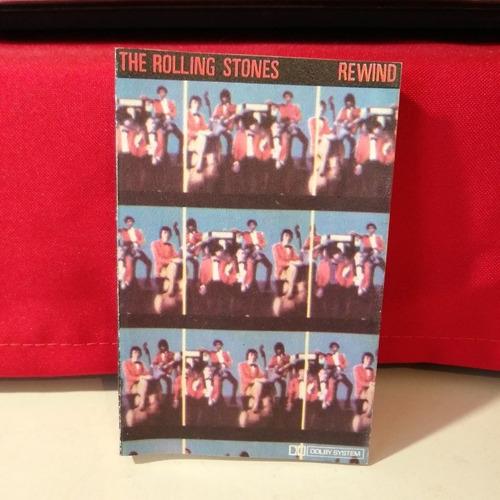 the rolling stones no beatles cassette rewind (1971-1984)