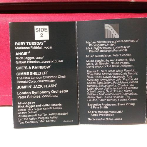 the rolling stones rca victor usa casete no cd symphonic lea