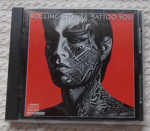 the rolling stones - tattoo you ( c d ed. u s a )