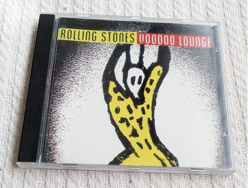 the rolling stones - voodoo lounge ( c d ed. europea u k)