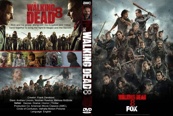 The Walking Dead Staffel 8 Release