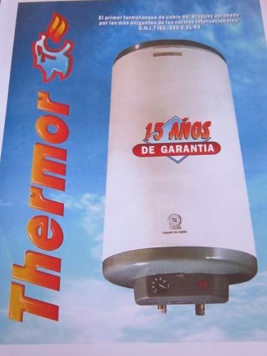 thermor service oficial montevideo y canelones calefones