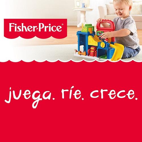 thomas & friends - sonajas sobre ruedas - fisher price dtn23