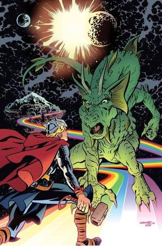 thor, the mighty avenger - pakc 6 numeros - ingles