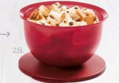 tigela murano 2,5 l - tupperware