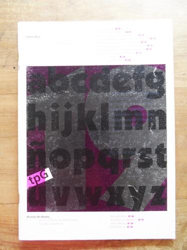 tipografica n° 19 -1993 - director. fontana