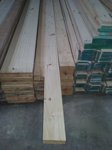 tirante madera 2  x 6  oferta
