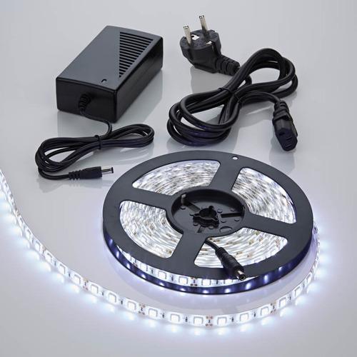 tiras con 300 luces led 5 metros ideal fiestas eventos nnet
