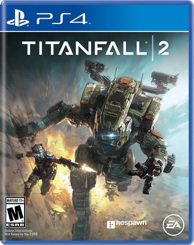 titanfall 2 juego ps4 nuevo sellado playstation 4 pro