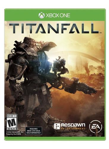 titanfall nuevo xbox one original