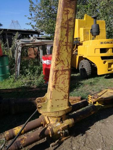 tmo torre extensible pata deposito hidraulico gatos