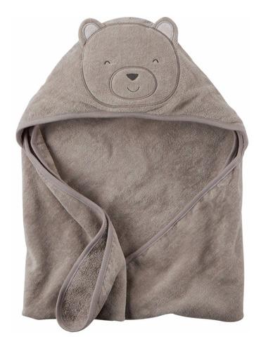 toalla bebe capucha carters - mvd kids