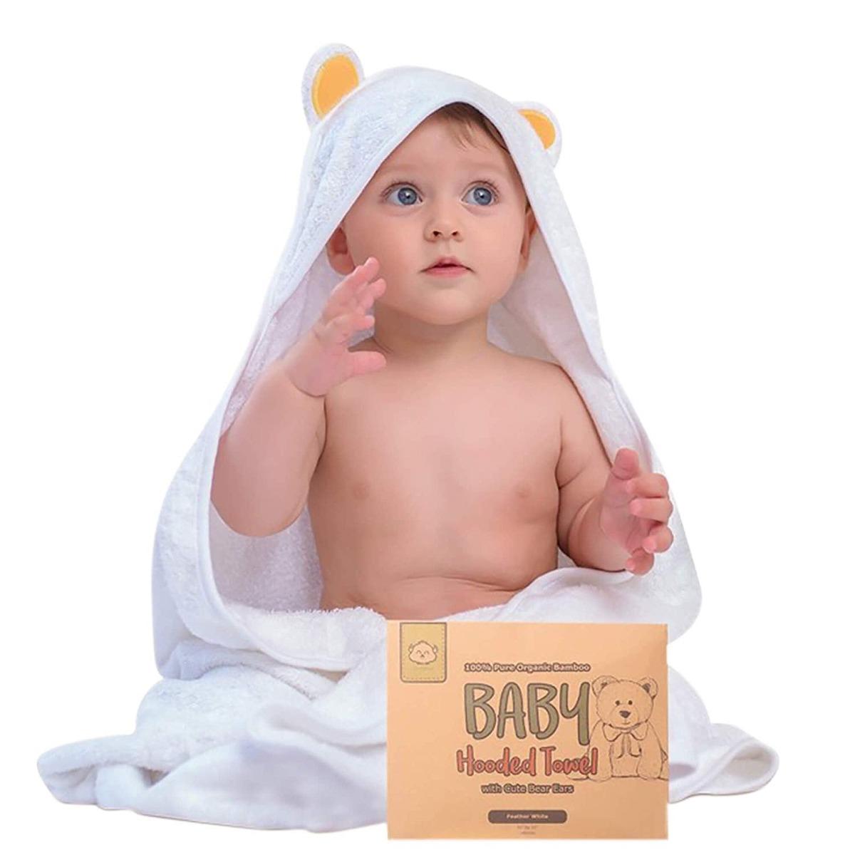 Toallas De Baño Para Bebes | Toalla De Bano Para Bebe Toallas Para Ninos Con Capucha U S 53