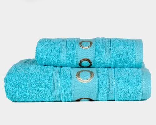 toalla de mano jacquard círculos-baño tiendas montevideo