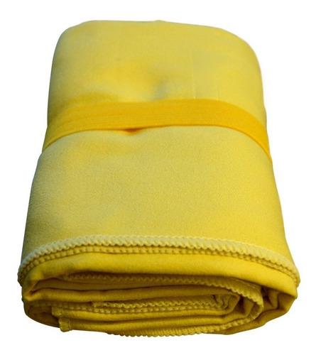 toalla de microfibra compacta gran calidad 130x80cm loi