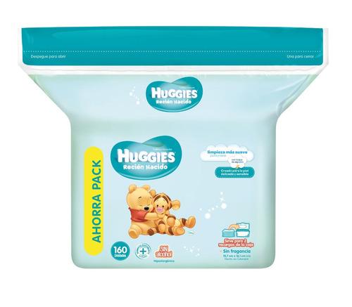 toallitas húmedas huggies recién nacido x160
