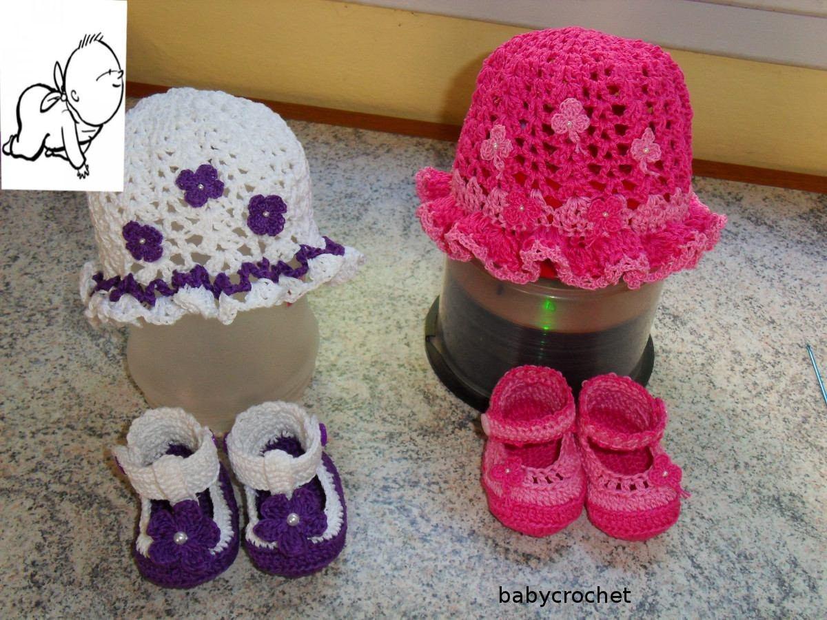 Todo En Crochet Para Bebes |||||||||||| - $ 400,00 en Mercado Libre