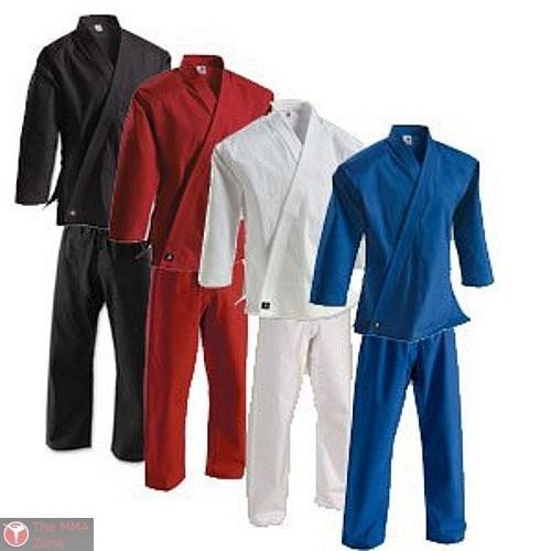 todos los uniformes del mundo artes marciales