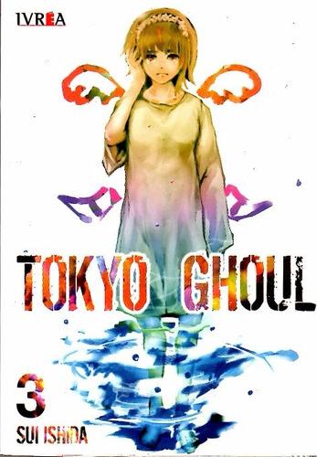 tokyo ghoul vol 3 / sui ishida / ivrea