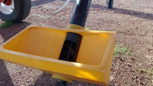 tolva combinada para líquidos y sólidos plastrong