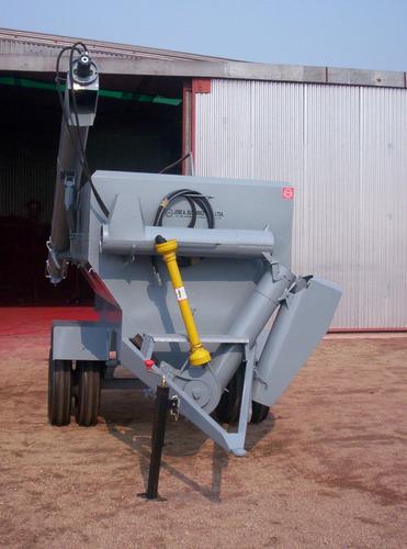 tolva dosificadora de grano humedo o seco capacidad 2500kg