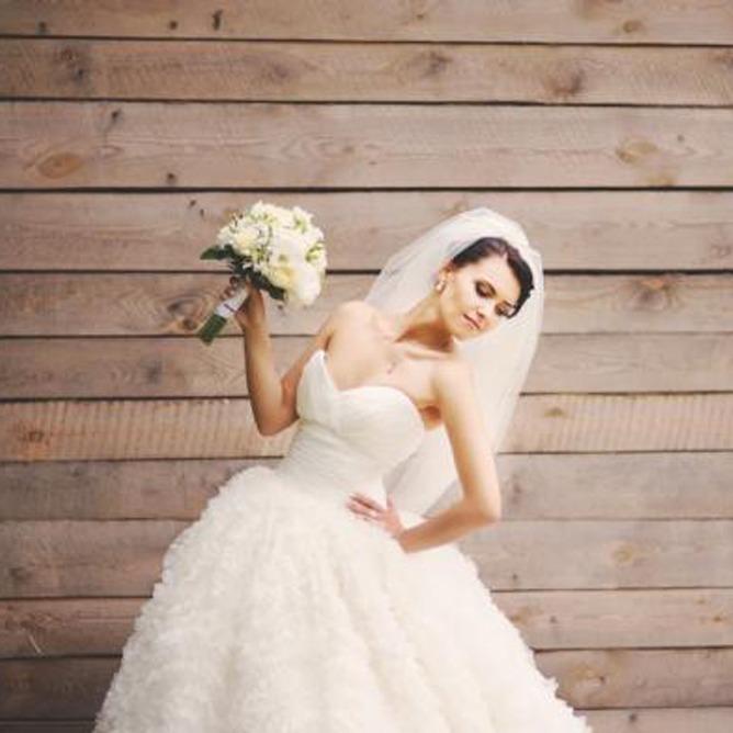 tomamos en consignación vestidos de novia y quince años! oh! - $ 1
