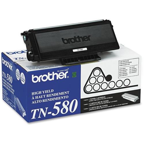 toner brother tn-580 tn 580 tn580 dcp 8060 mfc 8460 hl 5240