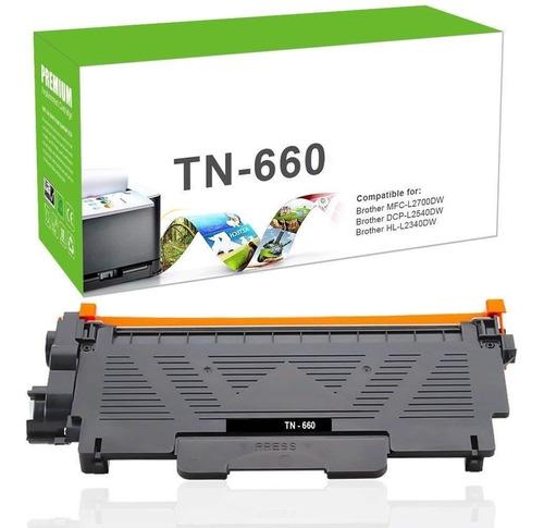 toner para impresoras brother tn660. dcp 2540-2320-2360-2540