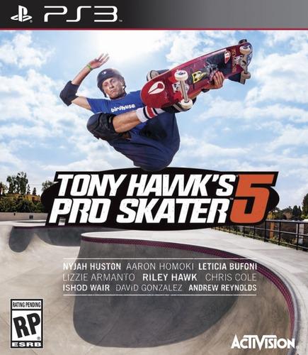 tony hawk´s pro skater 5 juego  ps3