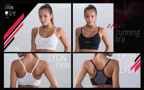 top running deportivo algodón y lycra schnell - modelo lyon