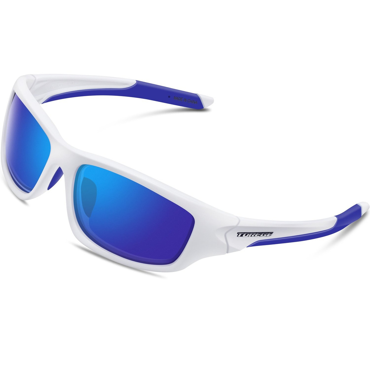 aa676f13f6 torege gafas de sol deportivas polarizadas para correr ci. Cargando zoom.
