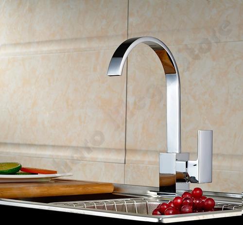 torneira para cozinha giro de 360º - monocomando misturador