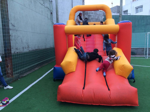 toro mecánico, inflable,