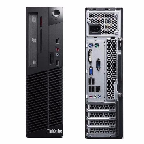 torre computadora pc equipo intel core 2 duo 160gb windows 7