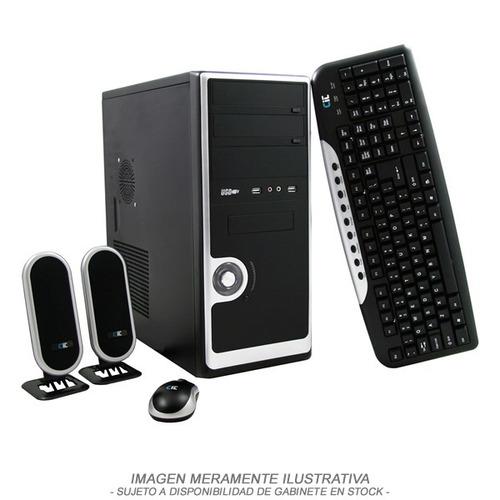 torre pc computadora nueva dual core 4gb ram 500gb wifi dvd