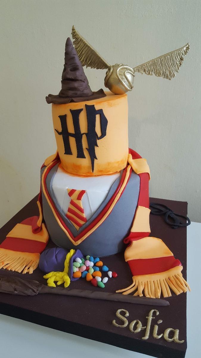 Torta Harry Potter You Tube Acdc Baby Shower Unicornio