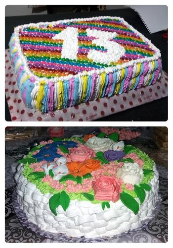tortas, cupcakes y postres