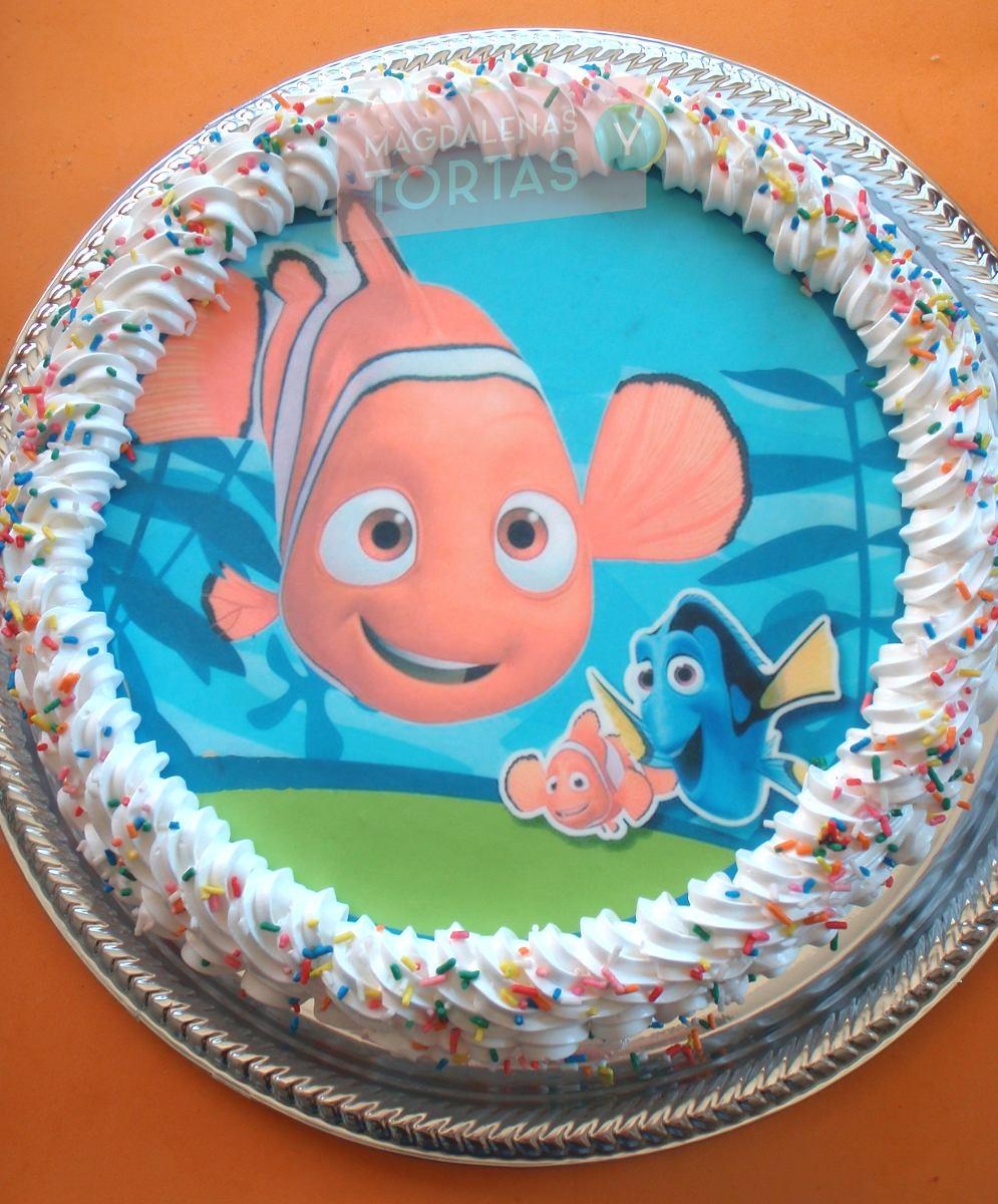 Tortas Infantiles Decoradas Artesanales Cumpleanos 35000 En - Decoracion-de-tortas-infantiles