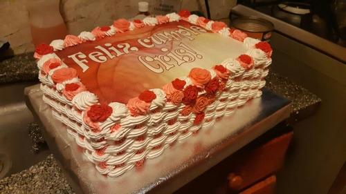 tortas y postres