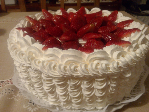 tortas y postres artesanales