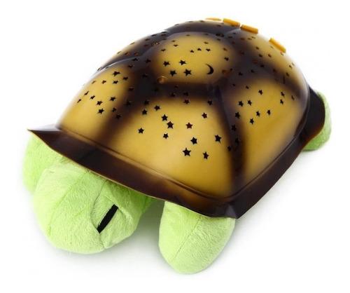 tortuga veladora musical proyecta estrellas cf-919